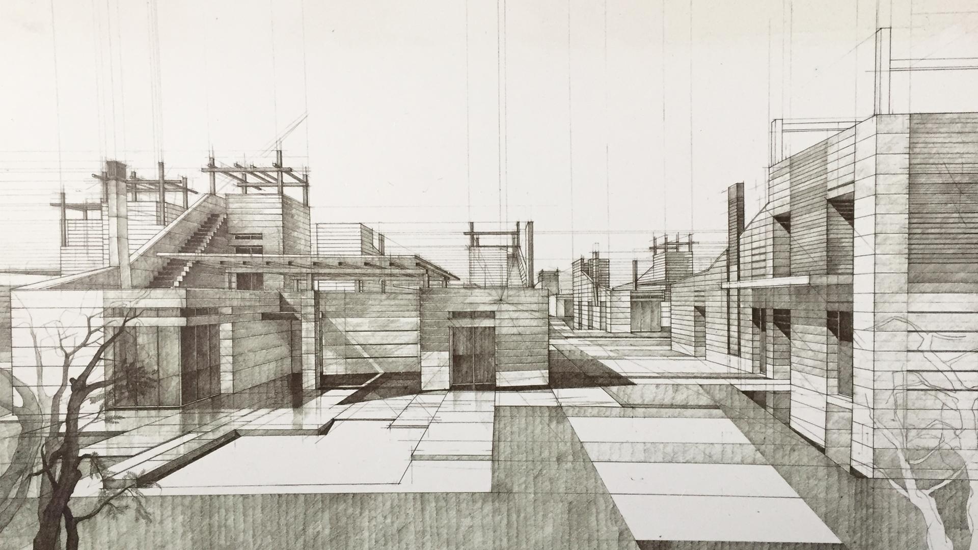 BISCEGLIE – Ville bifamiliari - Mauro Saito – Architetti