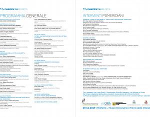 Programma MOLFETTA 2019